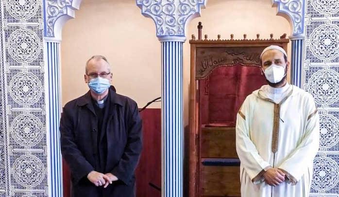 Také ve Francii financuje církev muslimům mešitu