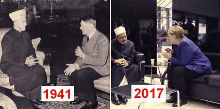 Jak spolupracovali za dob Třetí říše globalisté s muslimy? (video)
