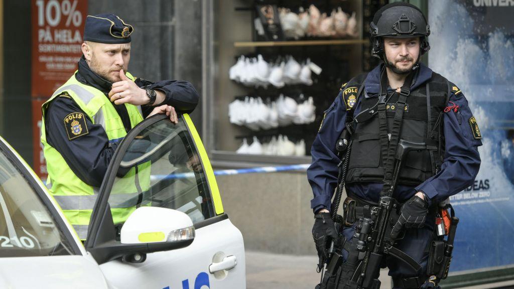 Afghánci, kteří nedávno dorazili do Švédska, chystali teroristický útok