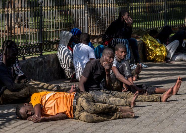 """""""Afričané mohou z Kanárských ostrovů na evropskou pevninu,"""" zní verdikt španělského soudu"""