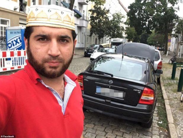 Začíná soud s údajně psychicky nemocným muslimem, který loni útočil na berlínské dálnici