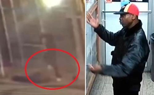 USA: Další černoch bezdůvodně napadl Asiata a kopal ho do hlavy, útok se podařilo nahrát (video)