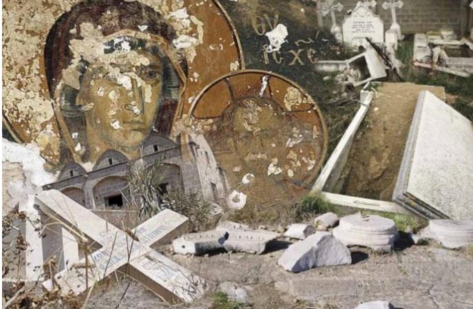 Novodobými Osmany okupovaný Kypr – předobraz budoucnosti islamizované Evropy (video)