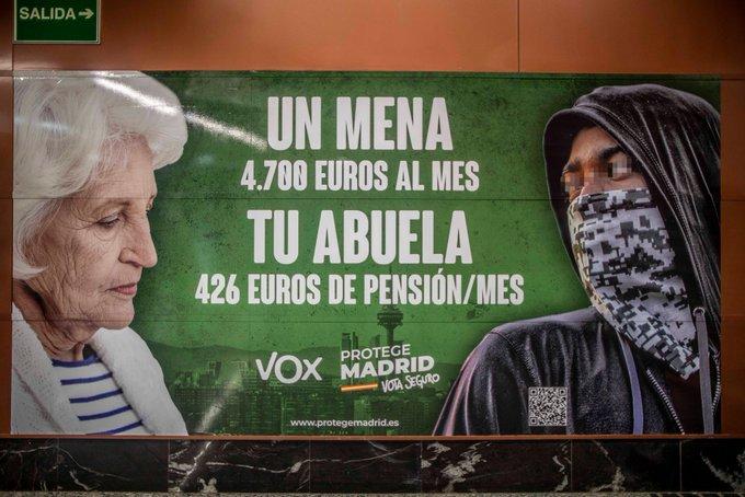 426 eur – španělský důchodce a 4700 eur – přivandrovalec – nejen španělská realita