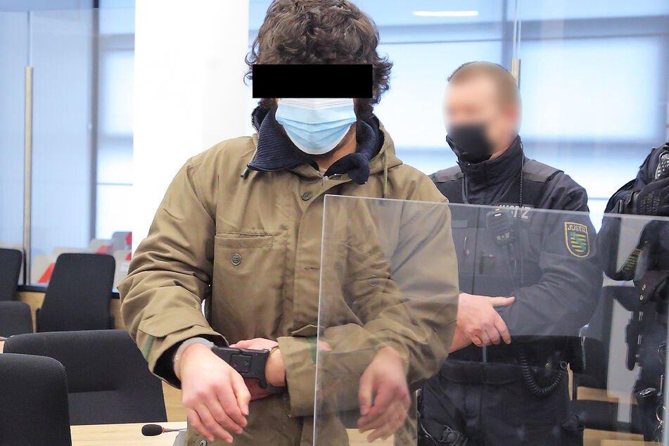 Muslim lituje, že se mu v Drážďanech při atentátu povedlo zavraždit jen jednoho muže