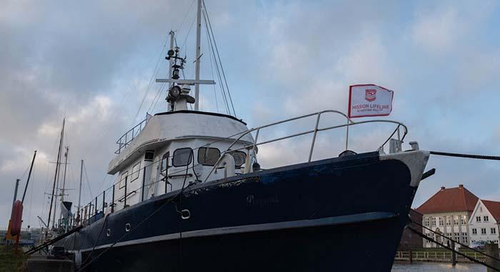 Německo posílá do Středozemního moře novou pašeráckou loď, je větší a rychlejší, než ty dosavadní
