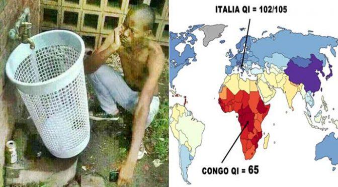 """Vědec si stěžuje: """"Do Evropy přijíždí Afričané s velmi nízkým IQ"""""""
