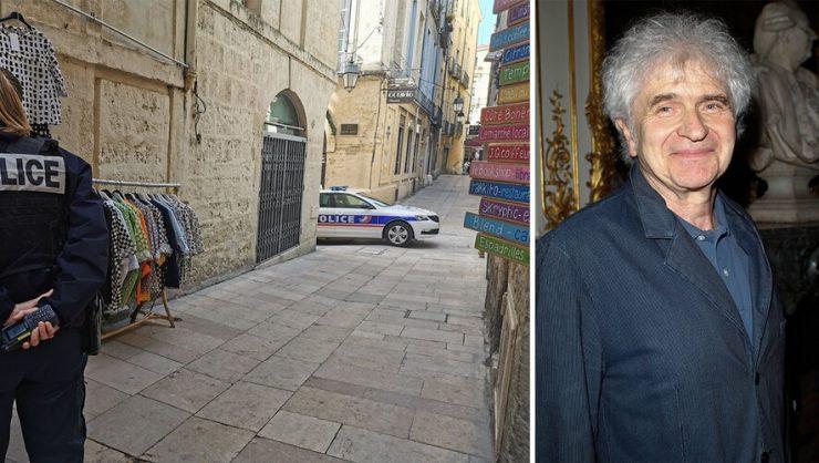 Francouzský režisér, který podporoval politiku otevřených hranic, byl pobodán muslimským vetřelcem