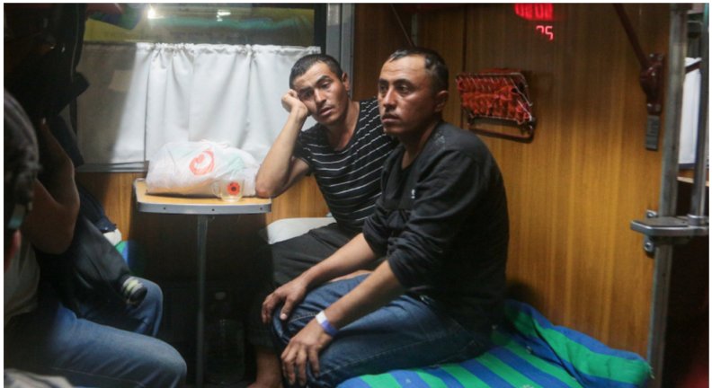 Rusko vyhání milion ilegálů – z větší části muslimů –  ze země