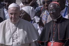 Bergoglio odvolal z funkce afrického kardinála, který prohlásil, že muslimská invaze je zločin vůči Evropě i Africe