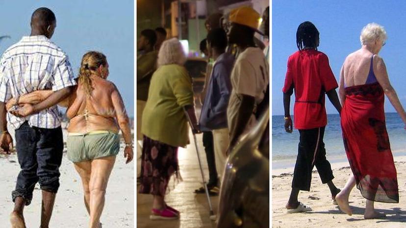 Gambie – oblíbený cíl sexuální turistiky britských babiček