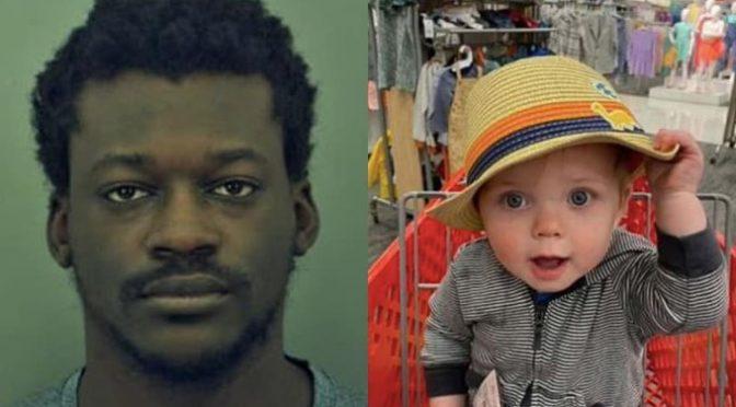 USA: Černoch ubil k smrti dítě, které měl hlídat
