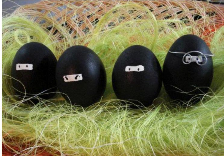 Halal velikonoční čokoláda – lze muslimům ještě více podlézat?