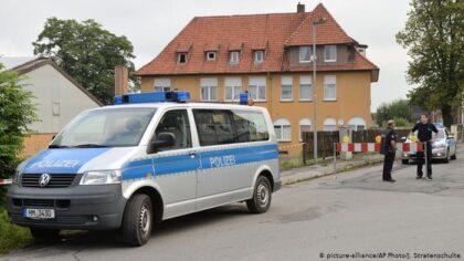 Německý muslim uřezal hlavu své manželce