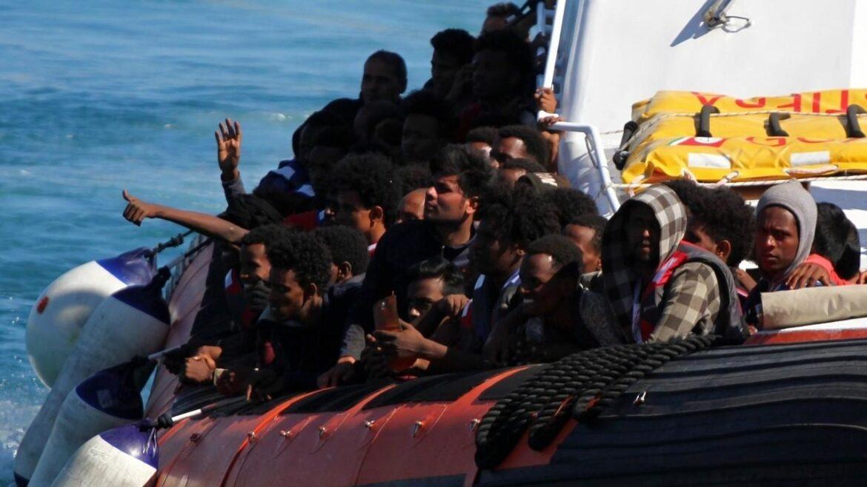 Lampedusa si moc neuleví, o invazisty má zájem jen Německo, ostatní evropské země obohacení odmítají