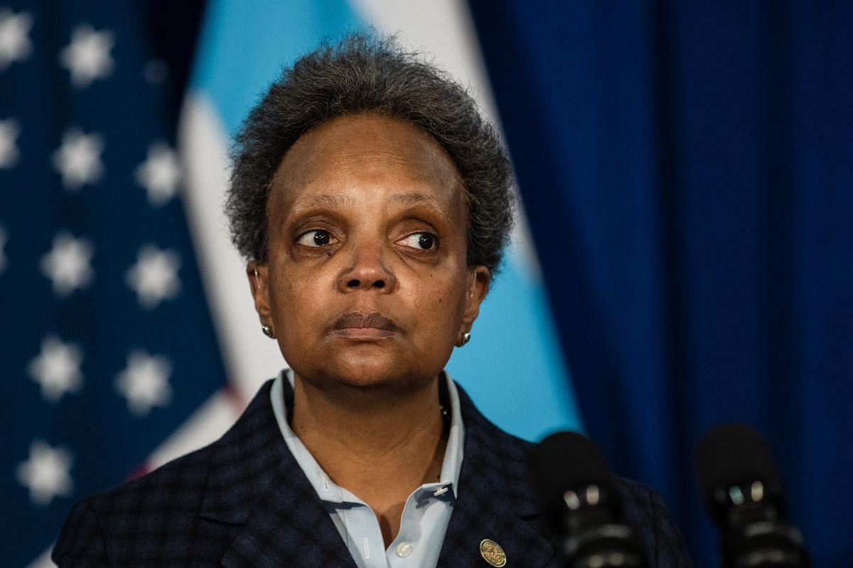 Černá rasistická starostka Chicaga akceptuje při rozhovorech výhradně barevné novináře