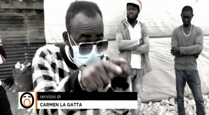 Podívejte se, jak vypadá černošské ghetto v Itálii (video)