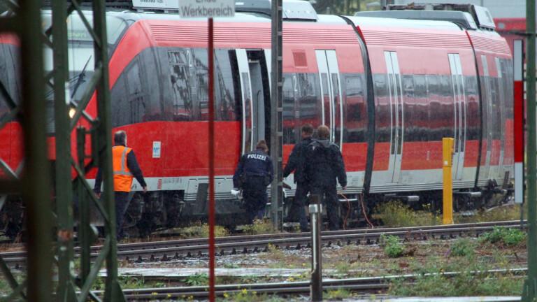 Německo: Syřan dostal za uložení bomby do vlaku podmínku