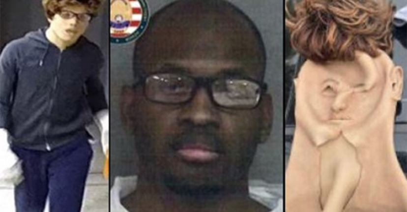 USA: Černoch se při vloupačkách do domů v Los Angeles převlékal za bělocha