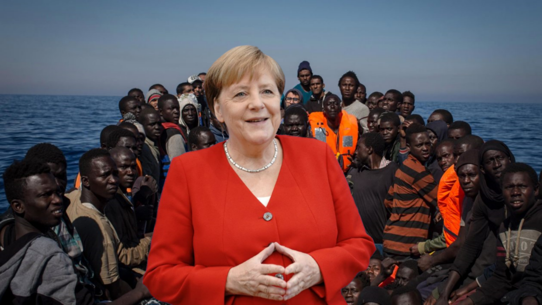 """Podívejte se, jak skvěle to Merkelová """"zvládla""""…"""