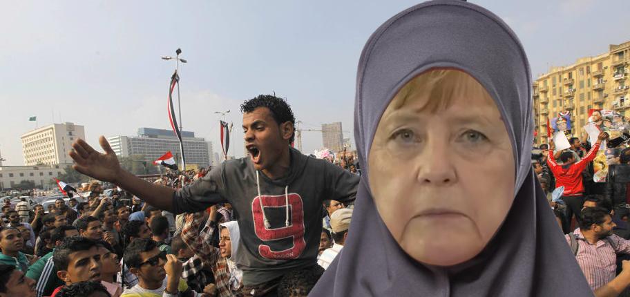 Spolkový kriminální úřad odstraňuje ze statistik údaje o německých obětech hostů Merkelové