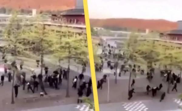 Pouliční válka muslimských gangů v Göteborgu pokračuje, na pomoc se vydaly i zahraniční posily (video)