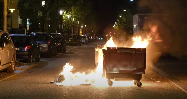 Francie: Muslimské nepokoje v islamizovaném Trappes (videa)