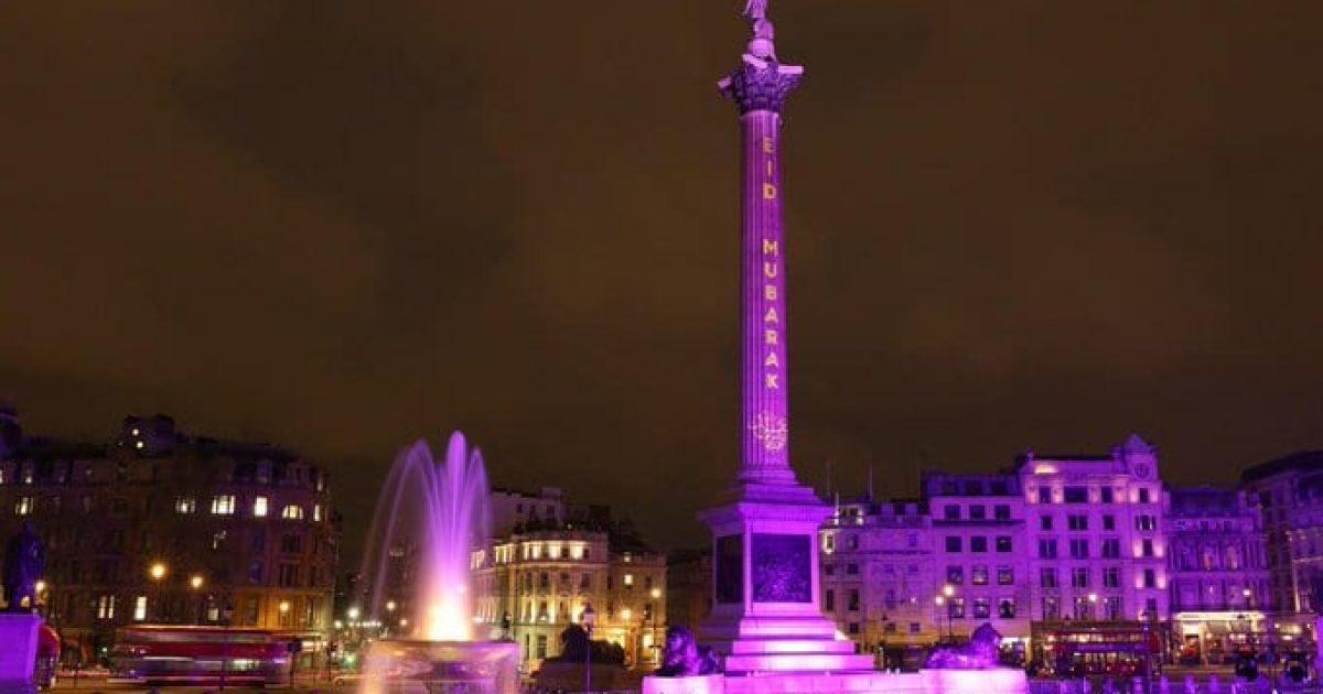 Londýn – takto vypadá muslimy dobyté území (video)
