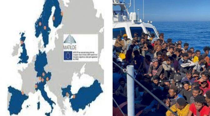 """Projekt """"Matilda"""" je projekt EU na přesídlení Afričanů do horských oblastí evropských zemí"""