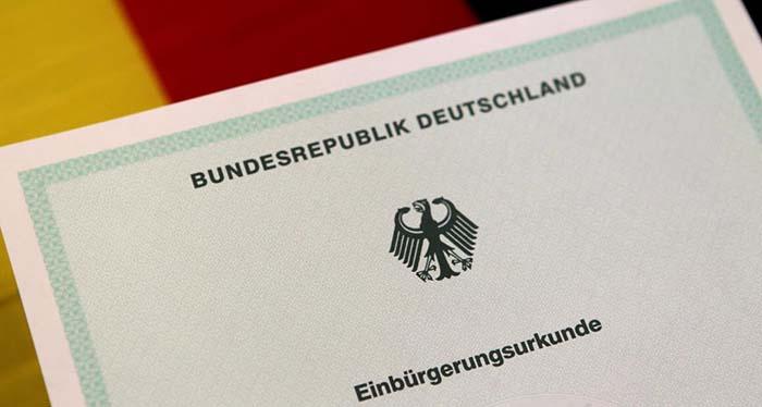 V loňském roce se stalo Němci asi 110 000 cizinců