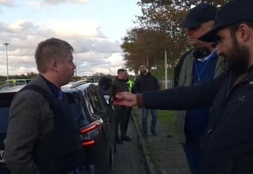 Prase močící na Mohameda, Mohamed obcující s prasetem – to a další obrázky se včera kreslily v Malmö, to vše za pokřiku vzteklých muslimů