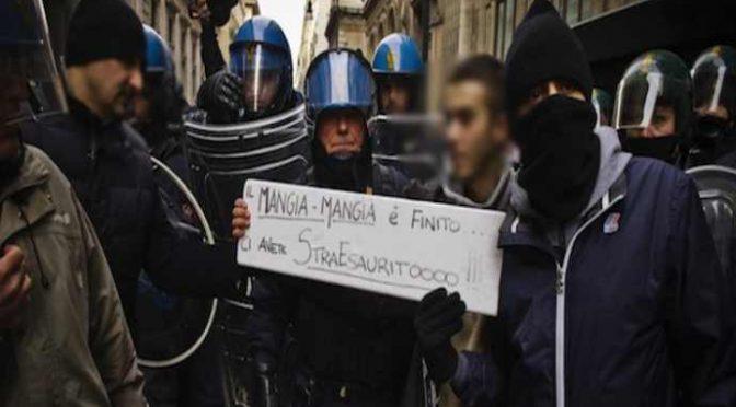 Italský policista byl suspendován jen proto, že při zatýkání zbil senegalského drogového dealera