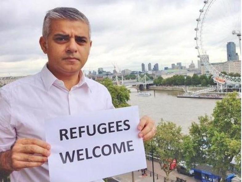 Opětovné zvolení starosty Khana a halekání imáma jsou jasnou známkou islamizace Británie (video)