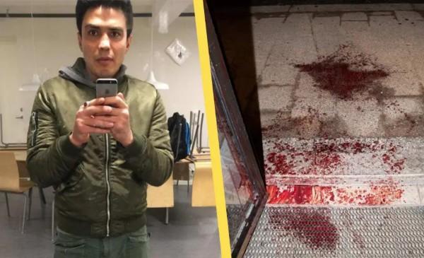 Džihádista, který pobodal 7 lidí ve Švédsku, je ve skutečnosti o 11 let starší, než tvrdil