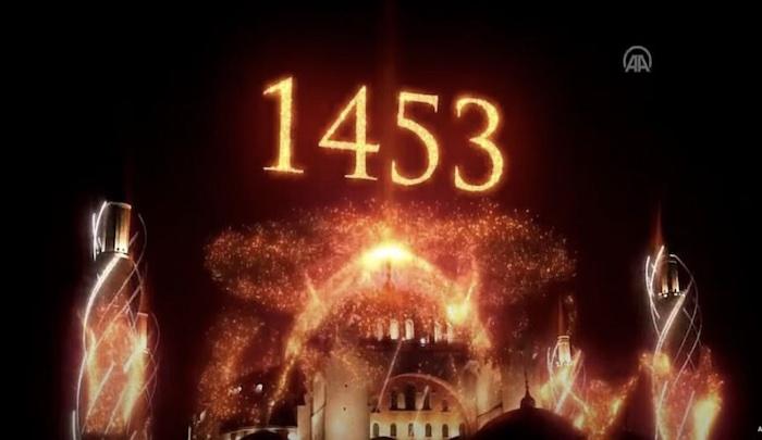 Turecko oslavilo výročí dobytí Konstantinopole