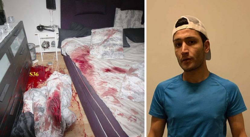 Afghánec uštědřil Švédovi 32 bodných ran, ale nebude deportován, protože je homosexuál