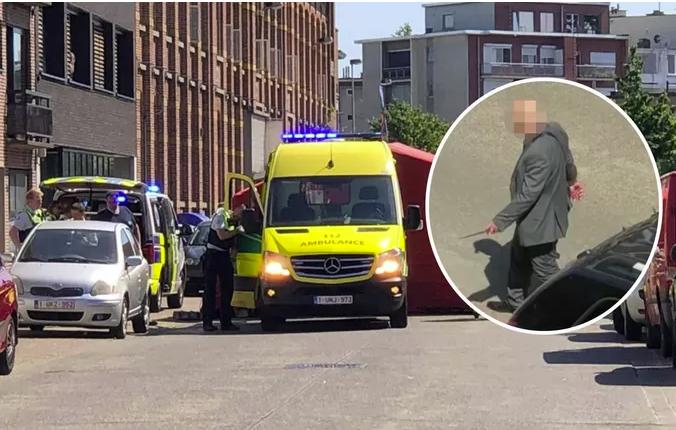 Belgie: Muslim ubodal šroubovákem nového partnera své exmanželky, to vše před očima dětí i cizích svědků