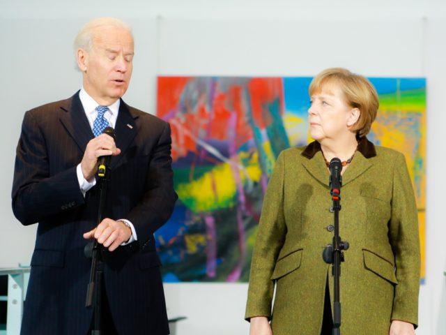 Nejoblíbenějším světovým politikem je prý Merkelová, následovaná Bidenem