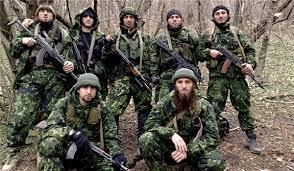 Čečenci jsou mezi muslimy vyhlášeni svojí obzvláštní krutostí (videa jen pro velmi silné povahy)