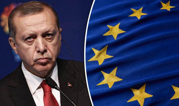 Ve čtyřech zemích EU má Erdogan svoje strany, přes něž míní ovlivnit politiku daných zemí