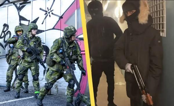 Starosta Göteborgu navrhuje vyslat proti válčícím gangům armádu