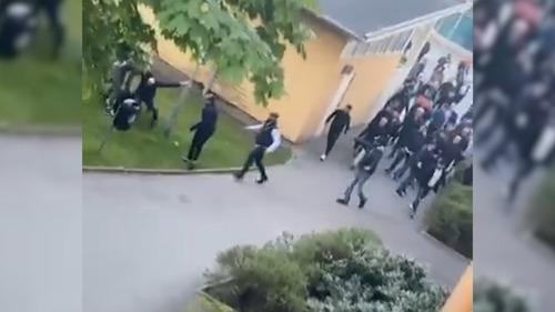 Boje muslimských gangů v Göteborgu byly přerušeny, ovšem jen do doby, než pohřbí zastřeleného Araba