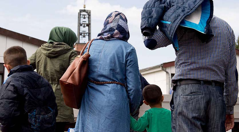 Německo se chystá slučovat rodiny žadatelů o azyl, zatím očekává asi 11 tisíc členů jejich rodin