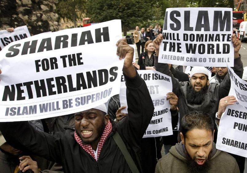 Holandsko je další zemí, která odmítá islámské teroristy vyhostit