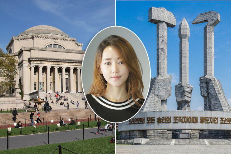 """""""Ani Severní Korea není tak šílená,"""" říká Severokorejka, která poznala americkou levicovou univerzitu"""