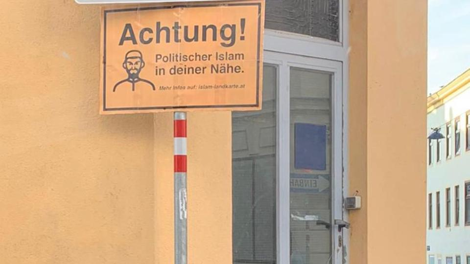 Vzniká nová, mnohem rozsáhlejší mapa islámu v Rakousku, ta původní byla velmi nepřesná