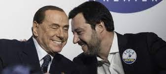 """Salvini plánuje založit společnou stranu s Berlusconim pod názvem """"Lega Italia"""""""