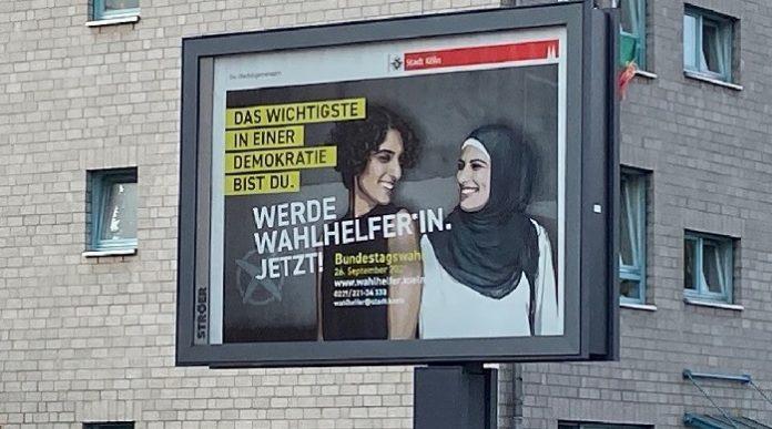 V Severním Porýní-Vestfálsku dělají nábor muslimů do volebních komisí pro parlamentní volby