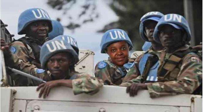 OSN požaduje, aby běloši z USA a Evropy platili daň africkým černochům