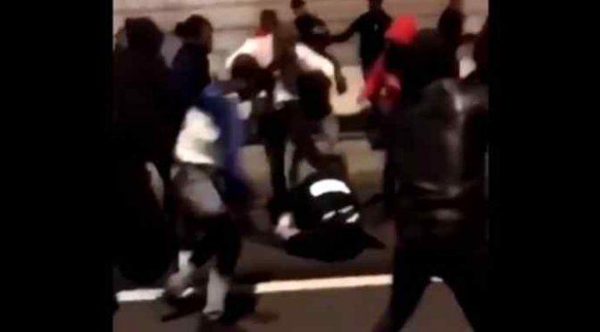 Mladý Ital byl zmasakrován sedmi vetřelci, protože před nimi bránil svoji přítelkyni